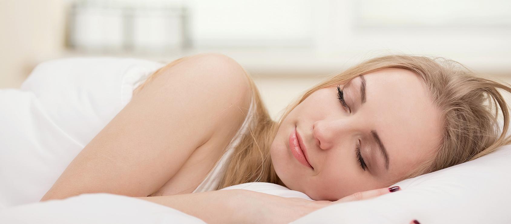 Хороший ночной сон помогает нам принять мир