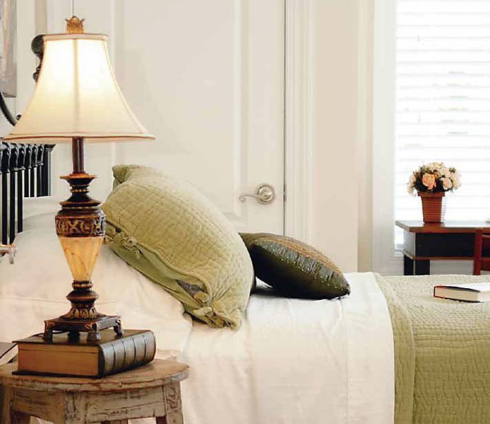 Keys to a good feng shui bedroom